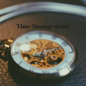 TRAINING TUESDAY PODCAST 165 (APRIL; TIME MANAGEMENT)